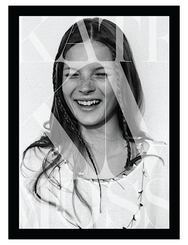 The Kate Moss book (signed)