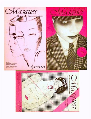Masques (issues 1-3)
